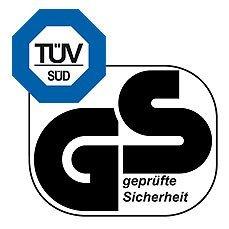 Laufrad mit TÜV-Siegel
